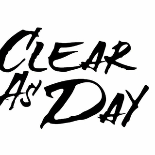 Clear As Day