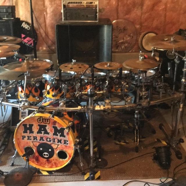 Ham Peragine drums