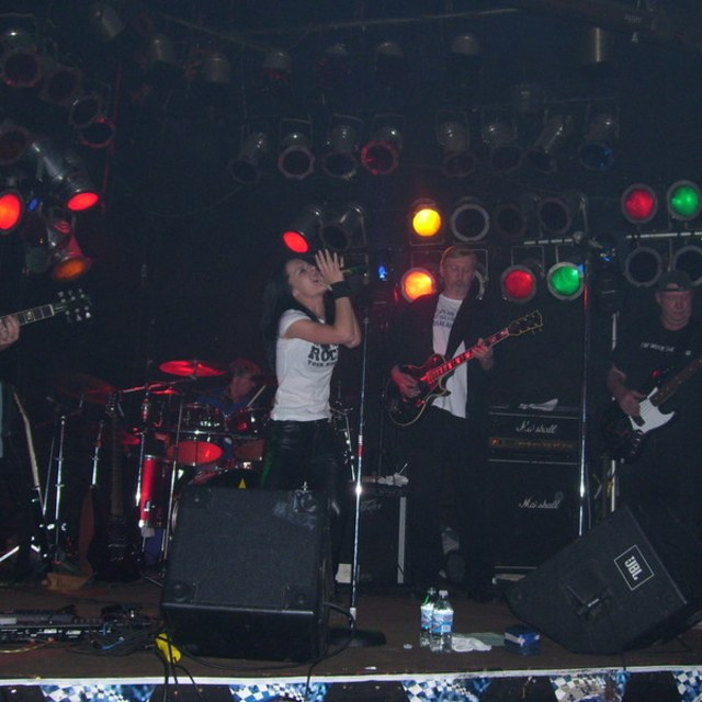 The Nell Stone Band