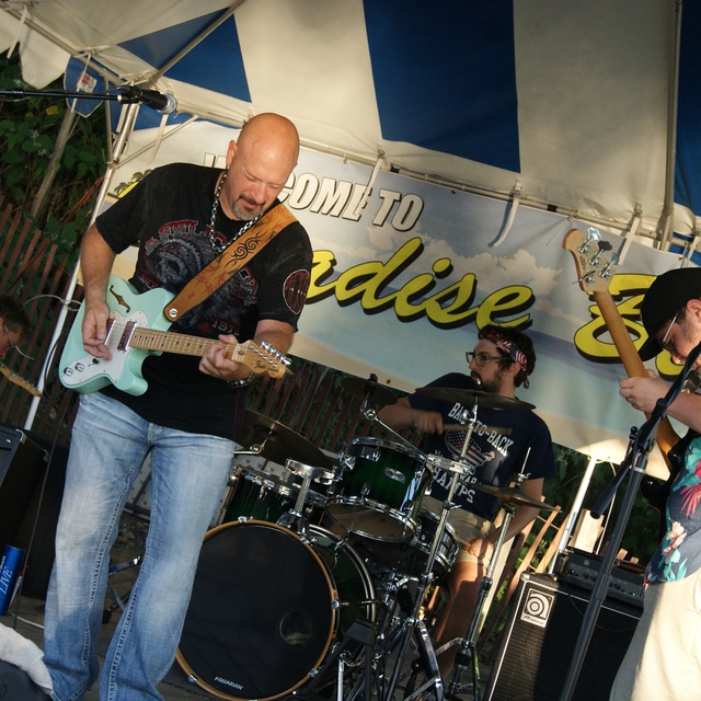 The James Claytor Band