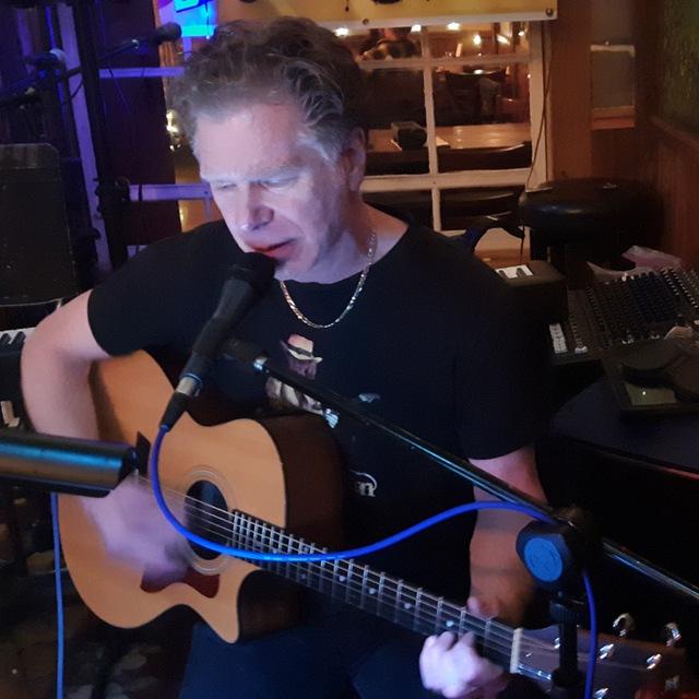 Mark Thomas - South Shore Acoust