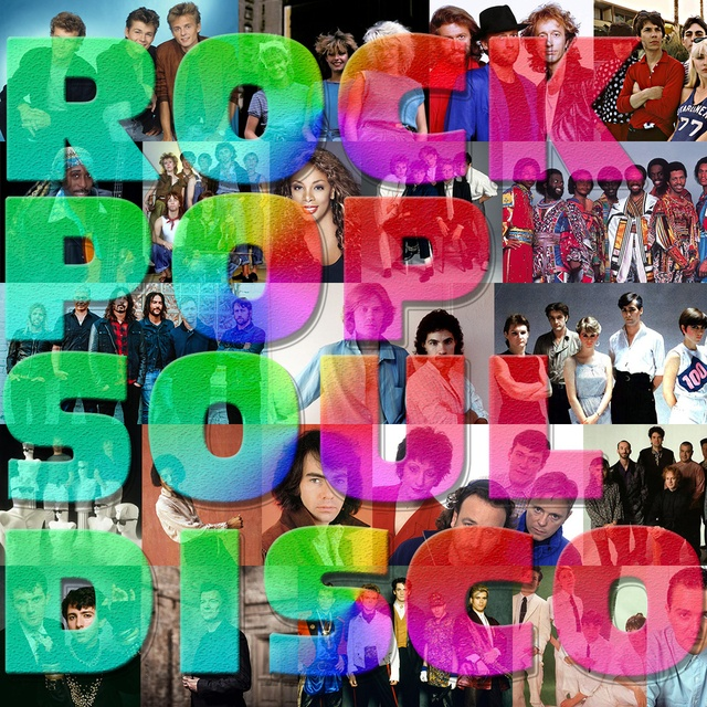 Rock Pop Soul Disco Show