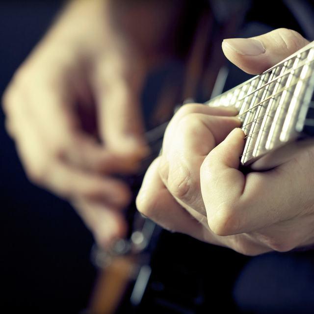 Just a musician