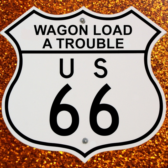 Wagon Load A Trouble