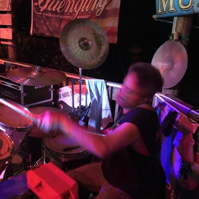Chris drummer vocals