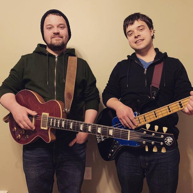 The Greenwood Brothers Untitled Music Project