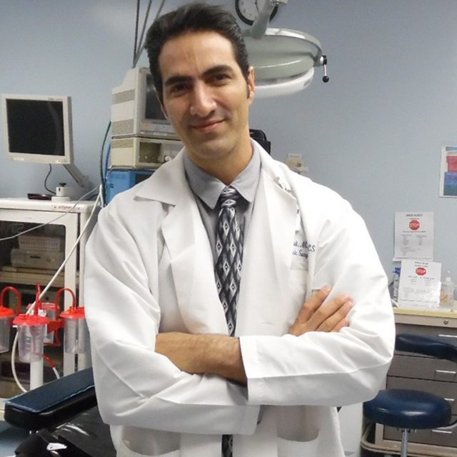 Dr. Michael Omidi