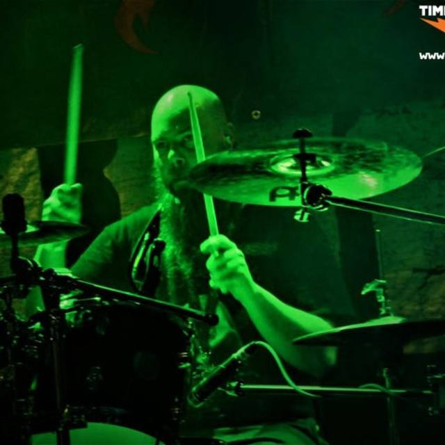 The Bearded Drumslinger