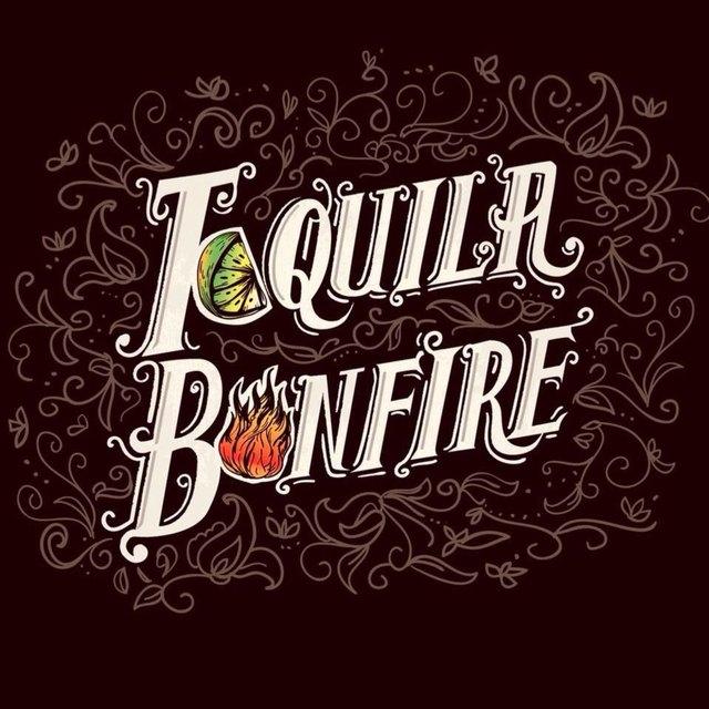 Tequila bonfire