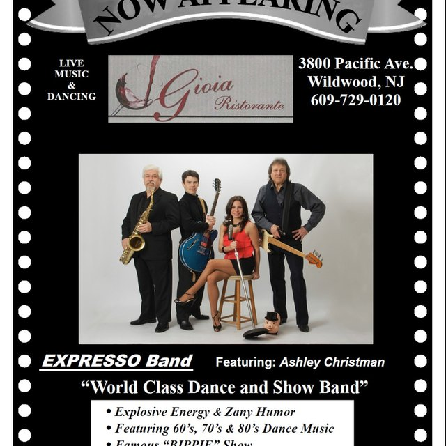 EXPRESSO Dance And Show Band