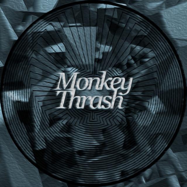 monkey-thrash
