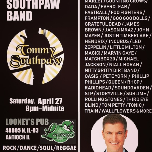 Tommy Southpaw Band