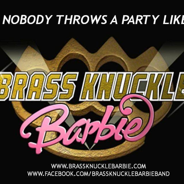 Brass Knuckle Barbie