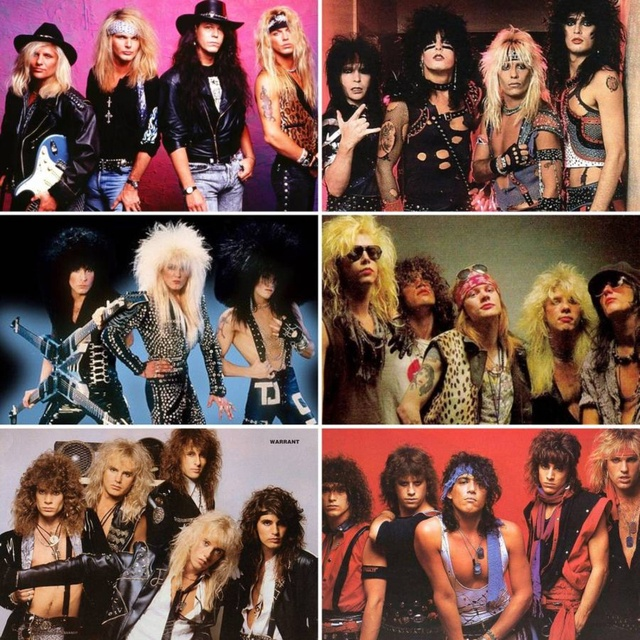 80s Hair Metal Tribute Band In Dayton Oh Bandmix Com