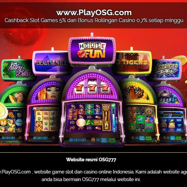 Play OSG777 Slot