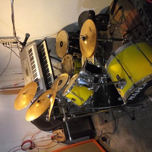 Donny-DrummerLee-Dailey