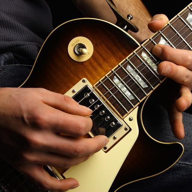 GuitarBassKeysGeorge