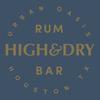 High & Dry Rum Bar