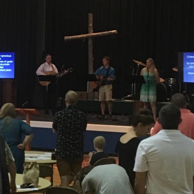 Freestyle at Hopewell Presbyterian