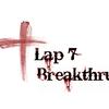 Lap 7 Breakthru