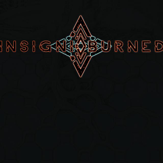 Insignia Burned