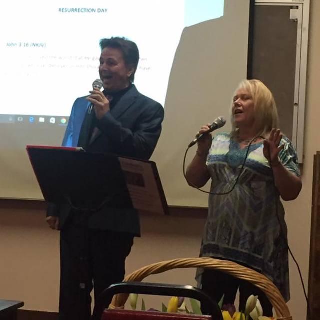 The Gospel Sounds Duet Christian Singers