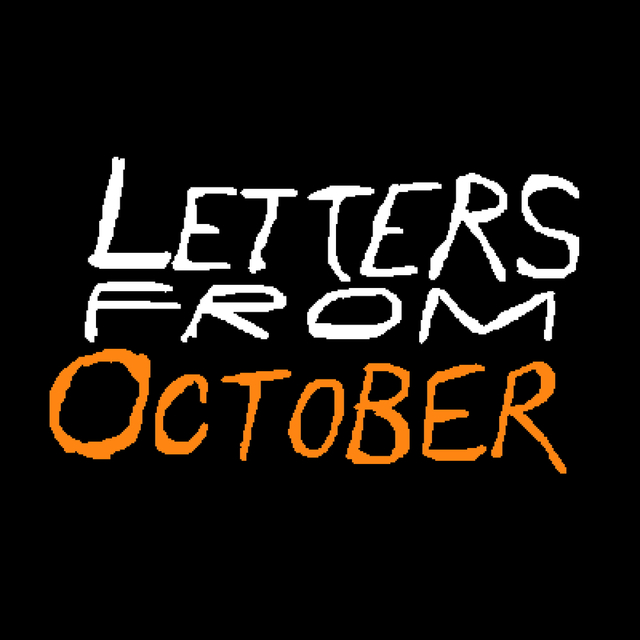 Letters from October