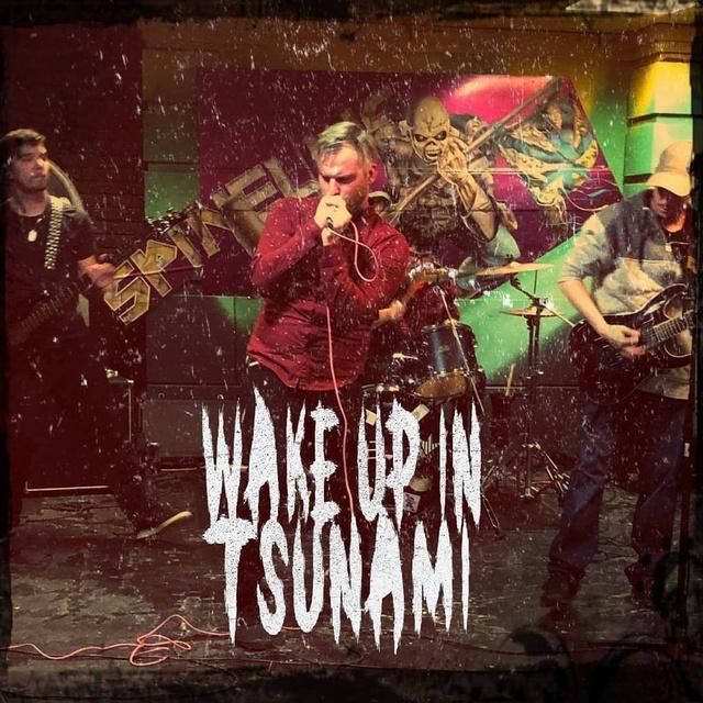 Wake Up In Tsunami