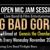 GE Live Band Open Mic