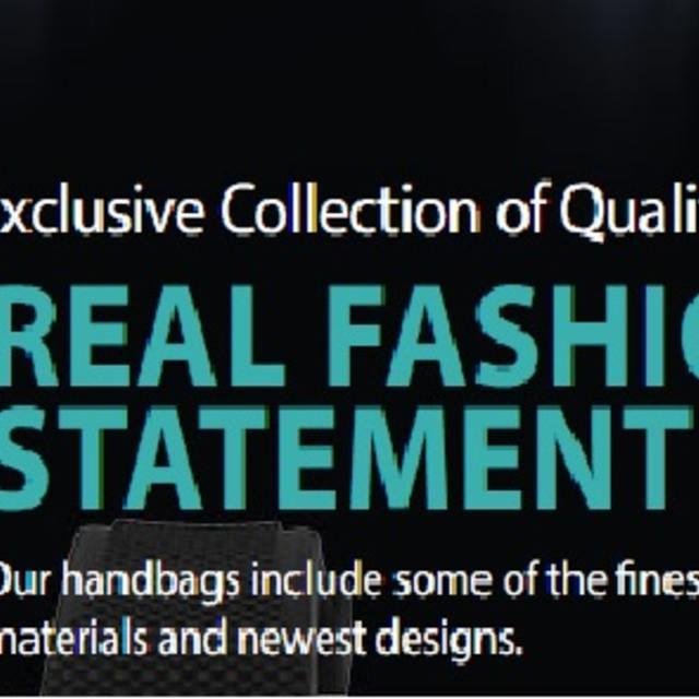 Real Fashion Statement