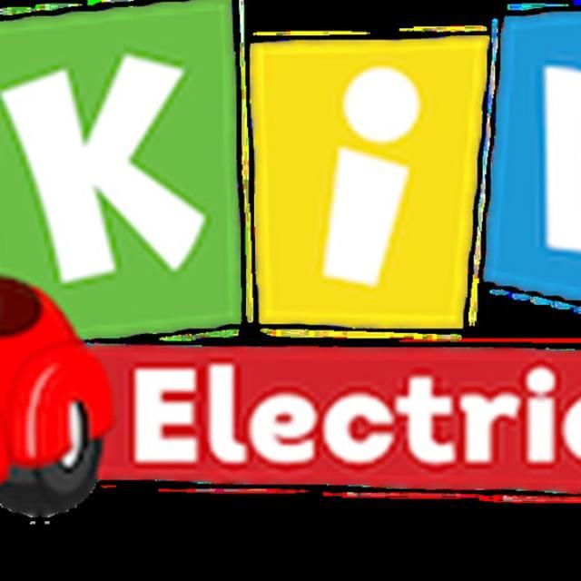 kidselectrictractors