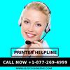 HP Printer Help 1-877-269-4999