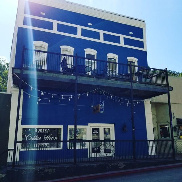Eureka Springs Coffee House