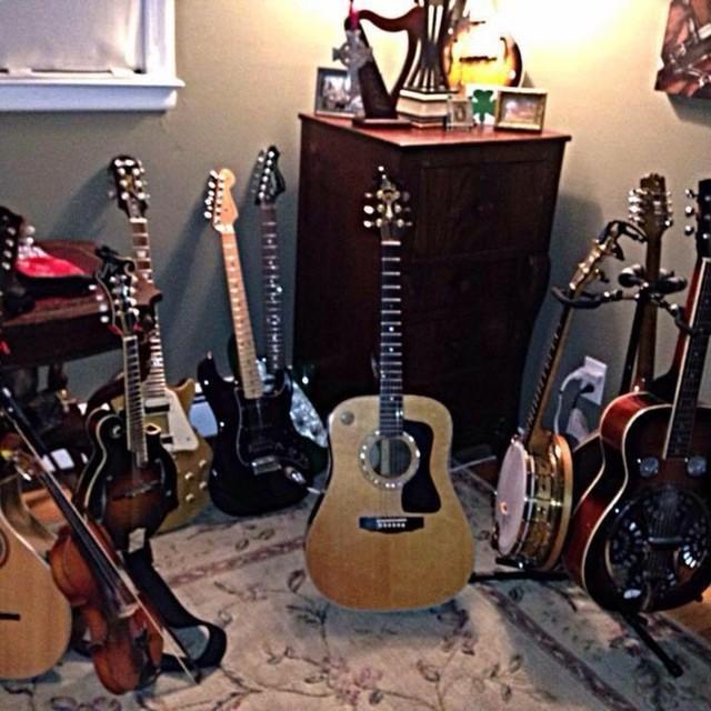 mandolin mike