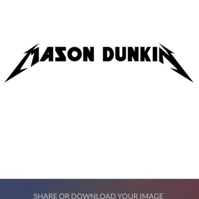 MasonDunkin