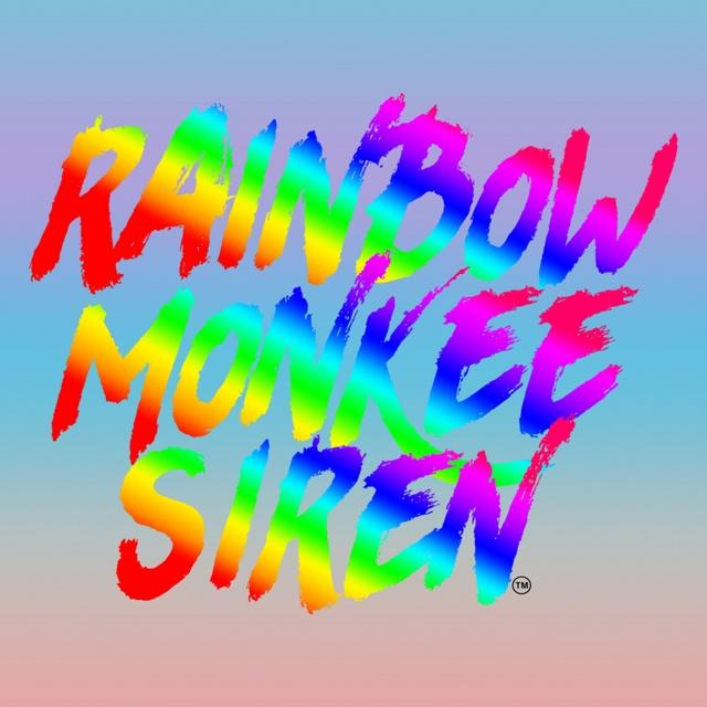 Rainbow Monkee Siren