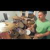 Muddy drums