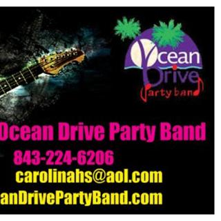 OCEAN DRIVE PARTY BAND.com
