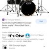 Reform Drummer