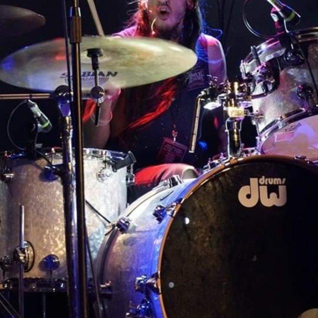 Drummer-Squirrel
