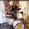 Deanna drums