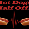 Hot Dogs Half Off