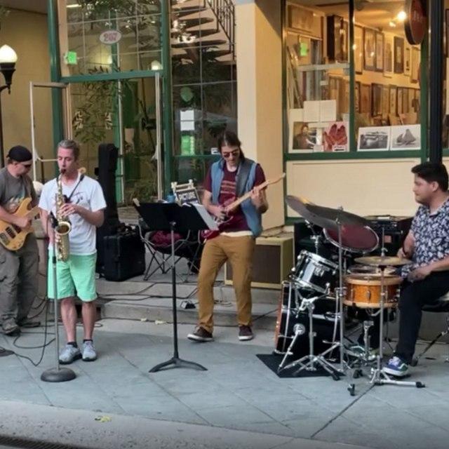 Rose Garden Jam Band
