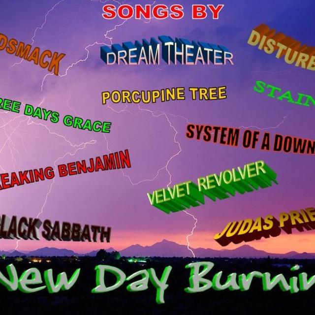 NEW DAY BURNING