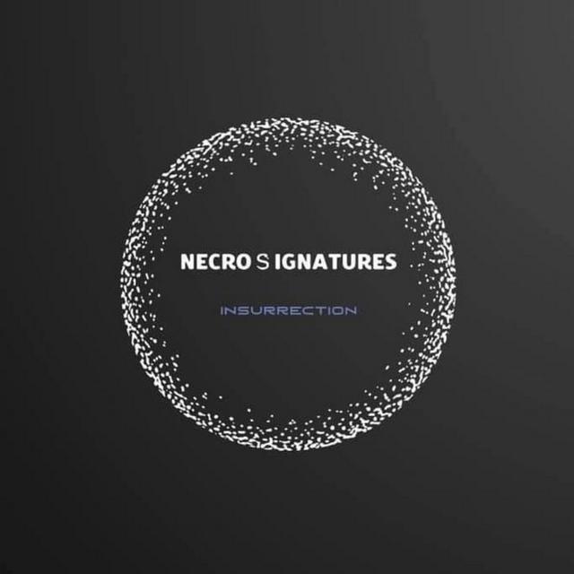 Necro Signatures