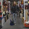 Jared-metal guitarist