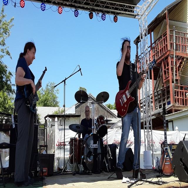 Charlie Keating Band with the Rhythm Regulators