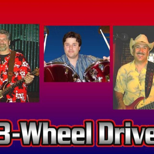 3 Wheel Drive