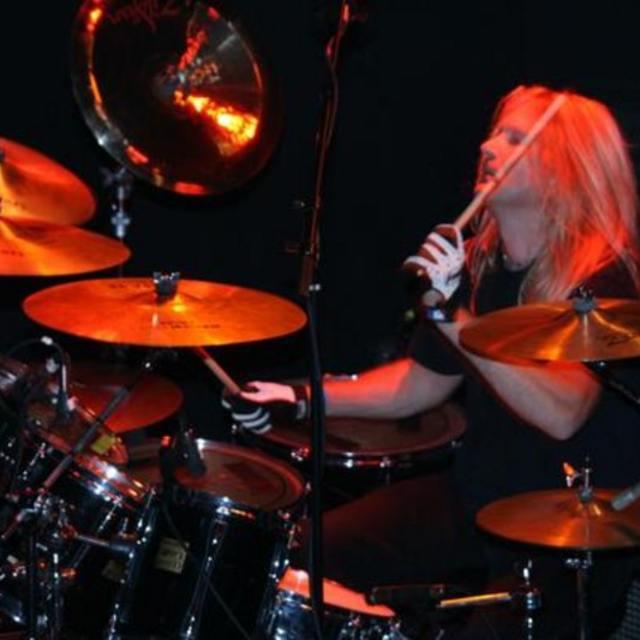 Solitude drummer