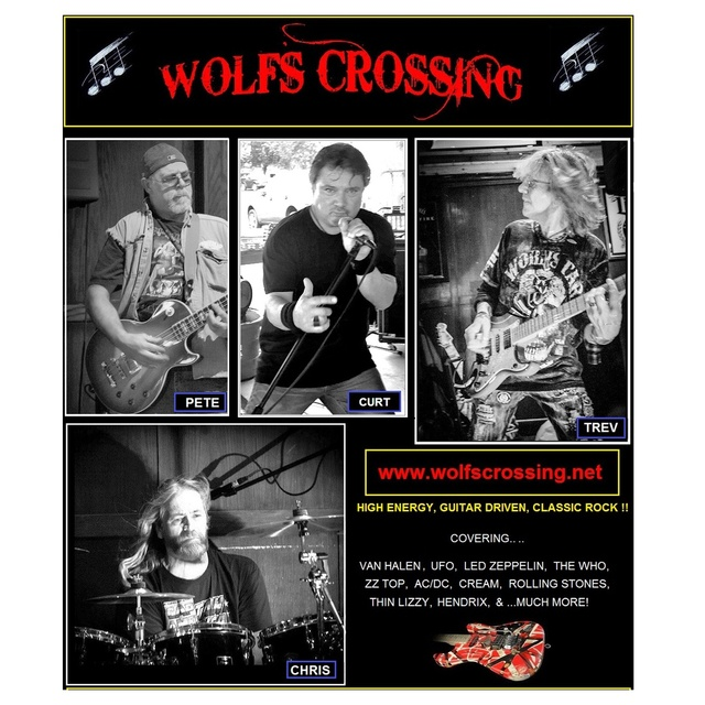 Wolfs Crossing needs a Lead Singer